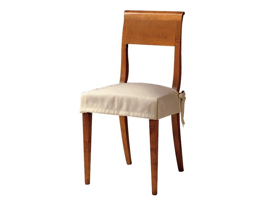 Чехол на сиденье стула своими руками 32