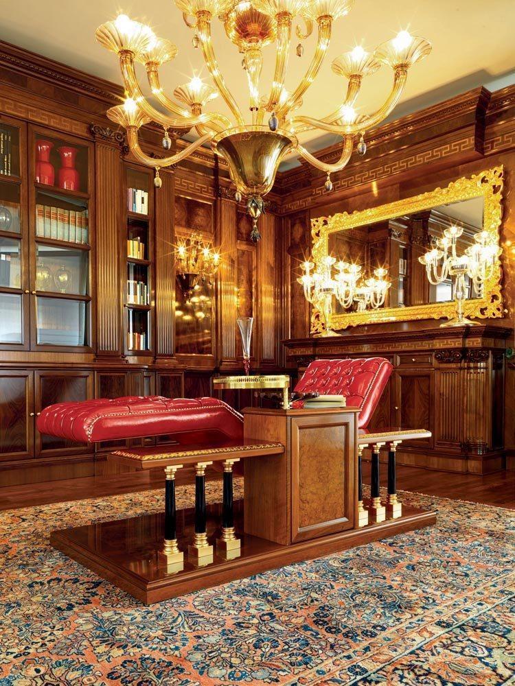 Luxuriose Buroeinrichtung Von Mascheroni