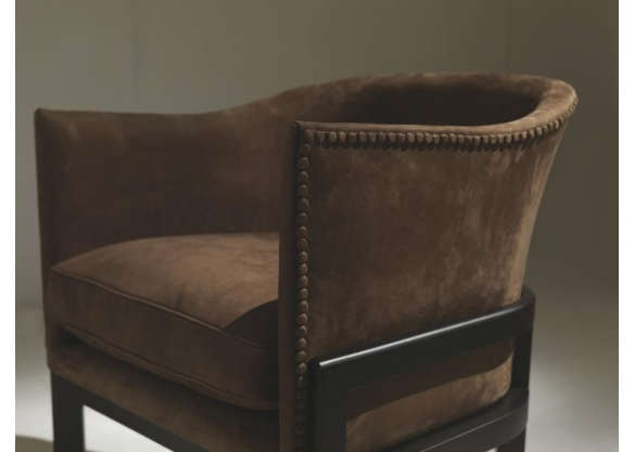 Кресло Milano armchair ASNAGHI коллекция Atmosphere collection